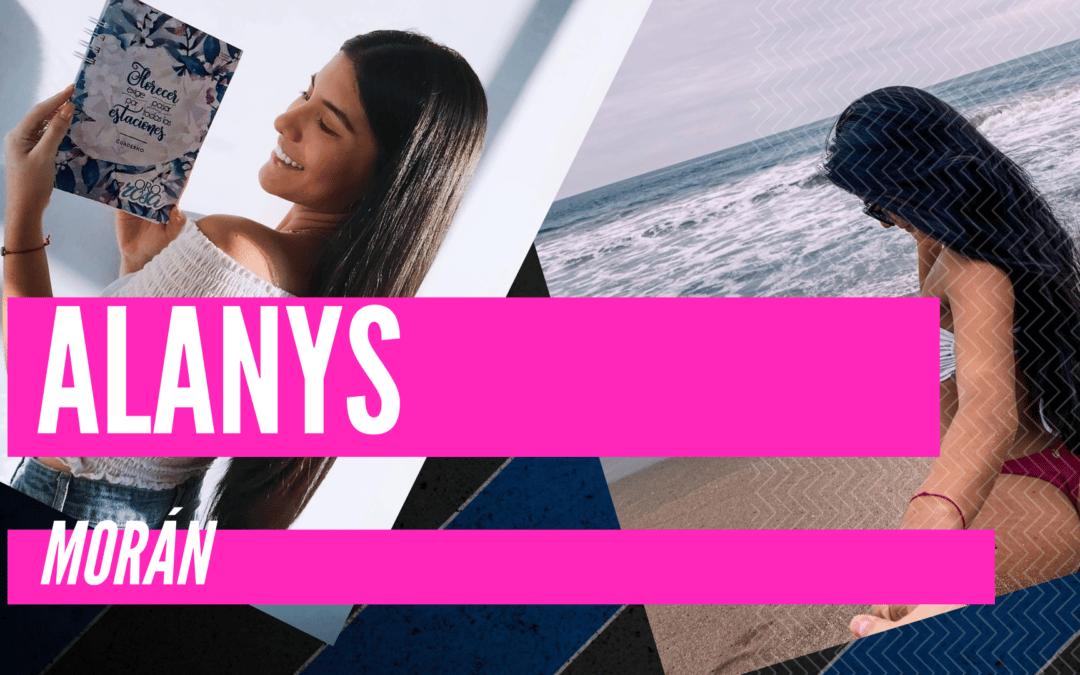 Alanys Morán : una dulce sonrisa